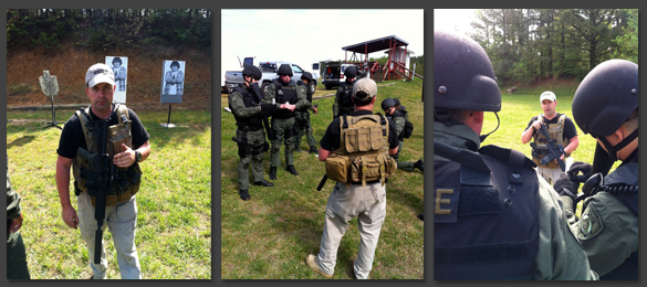 Tactical Carbine Training - Beaufort SC