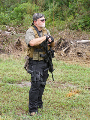 Tactical Carbine - Man Alone Tactical