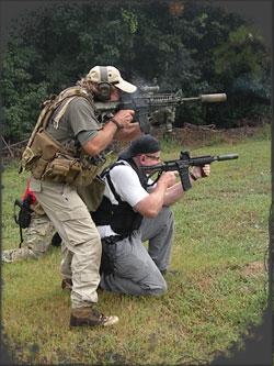 Tactical Urban Training | Man Alone Tactical | South Carolina